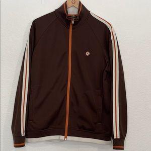 Aigle retro look zip up jacket